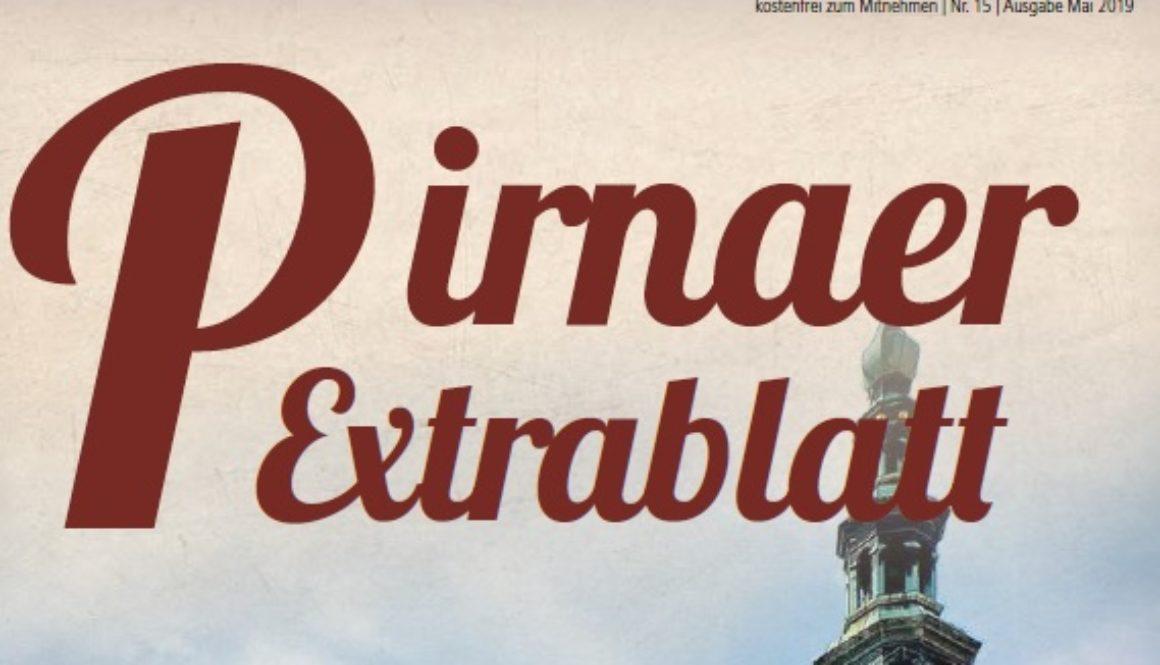 Pirnaer Extrablatt